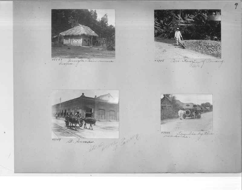 Mission Photograph Album - Malaysia #5 page 0009
