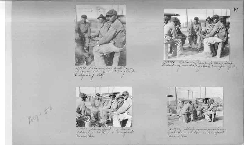 Mission Photograph Album - Negro #2 page 0081