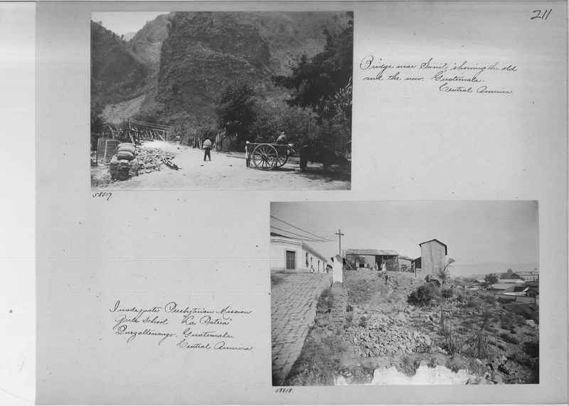 Mission Photograph Album - Panama #02 page 0211