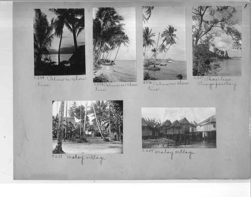 Mission Photograph Album - Malaysia #7 page 0001