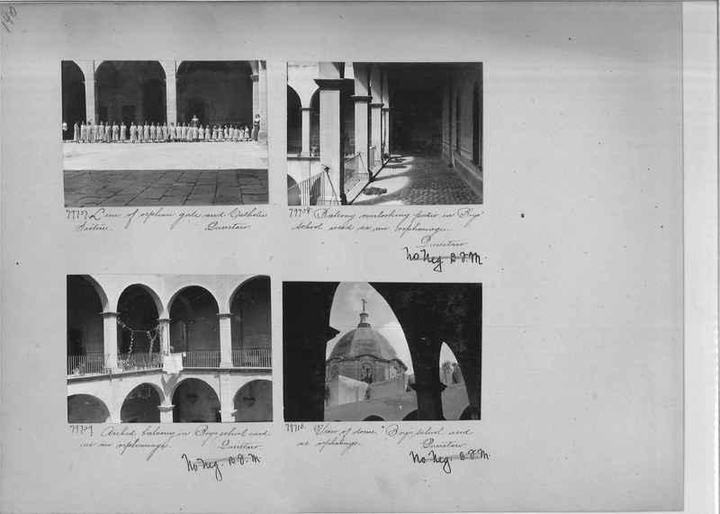 Mission Photograph Album - Mexico #06 page 0140
