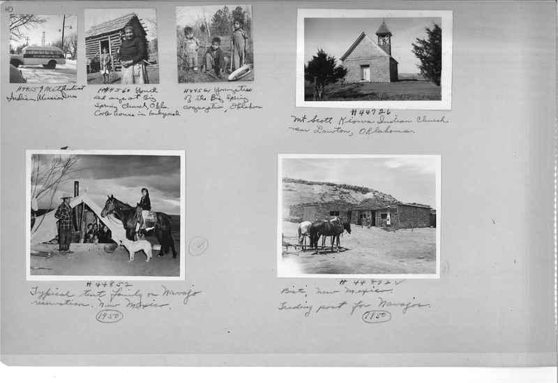 Mission Photograph Albums - Indians #3 Page_0040