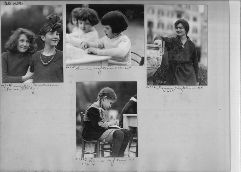 Mission Photograph Album - Europe #04 Page 0146
