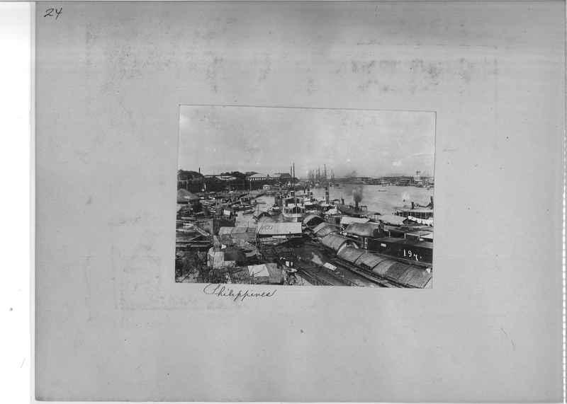 Mission Photograph Album - Philippines OP #01 page 0024