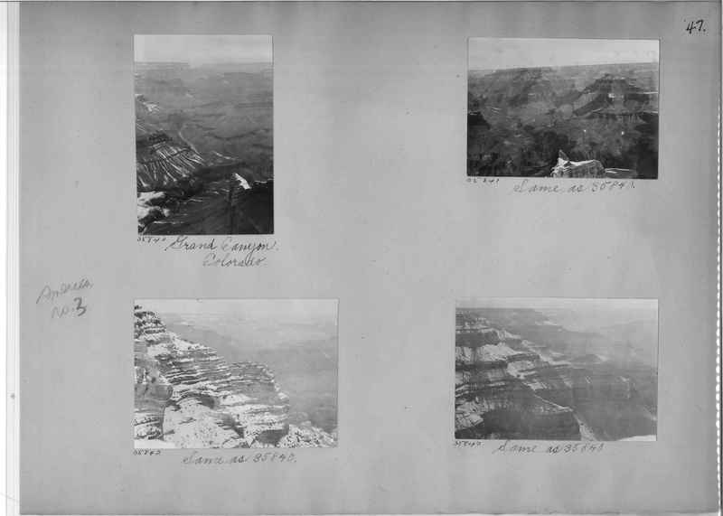 Mission Photograph Album - America #3 page 0047