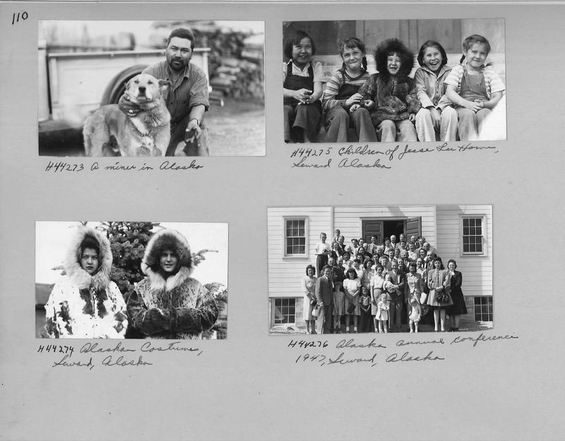Mission Photograph Album - Alaska #1 page 0110