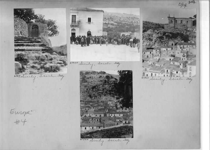 Mission Photograph Album - Europe #04 Page 0203