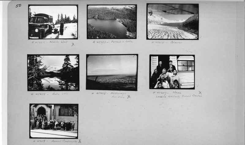 Mission Photograph Album - Alaska #2 page 0050