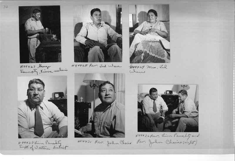 Mission Photograph Albums - Indians #3 Page_0032