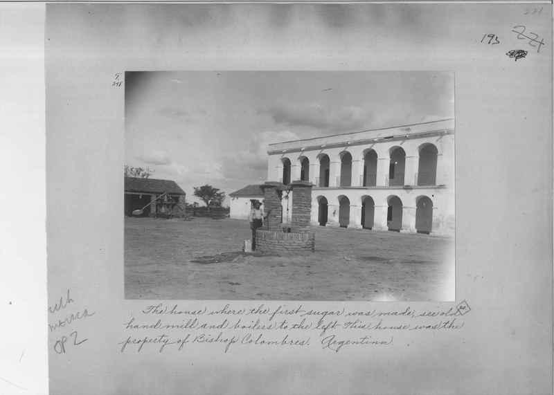 Mission Photograph Album - South America O.P. #2 page 0193