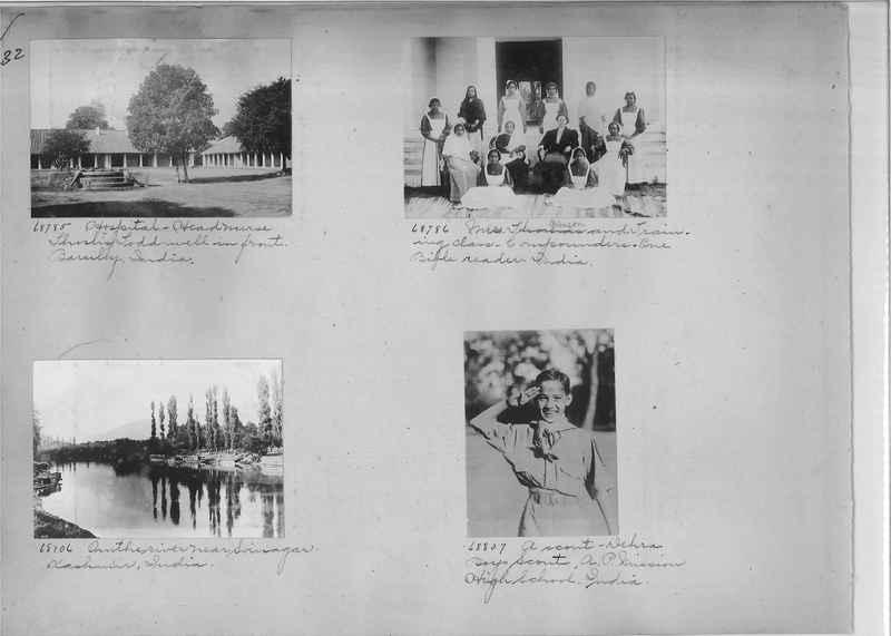 Mission Photograph Album - India #08 Page 0232