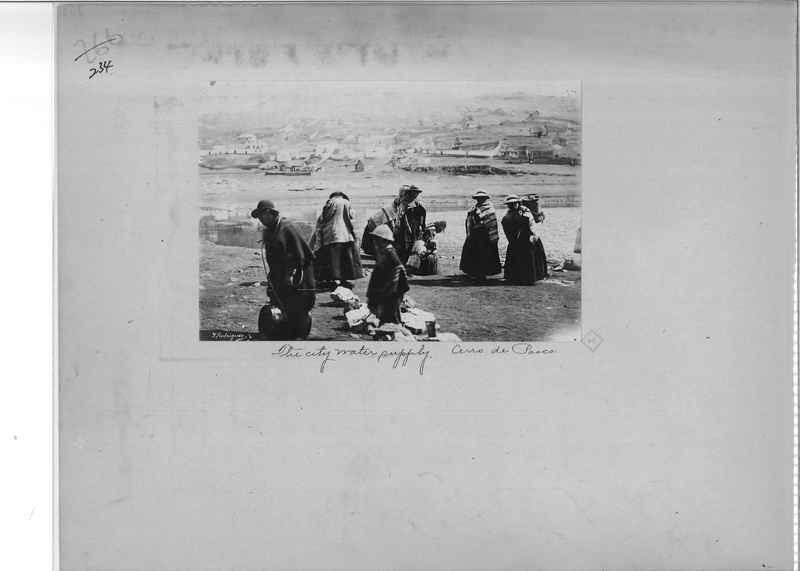 Mission Photograph Album - South America O.P. #2 page 0234