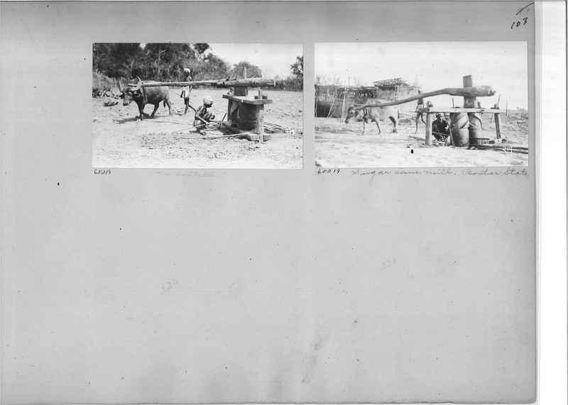 Mission Photograph Album - India #08 Page 0103