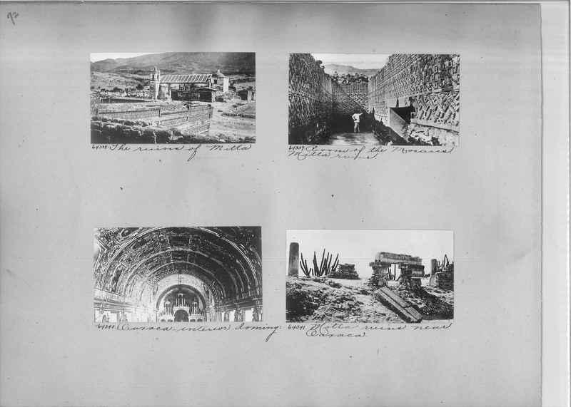 Mission Photograph Album - Mexico #04 page 0072