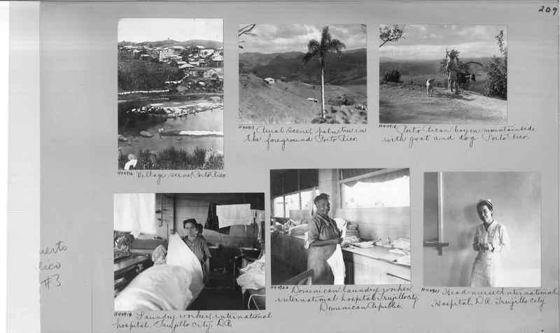 Mission Photograph Album - Puerto Rico #3 page 0209
