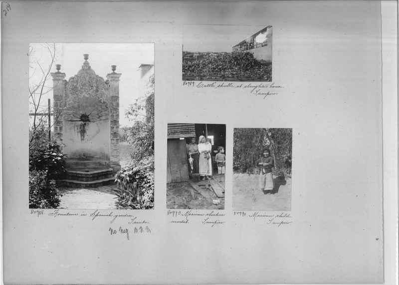 Mission Photograph Album - Mexico #06 page 0214