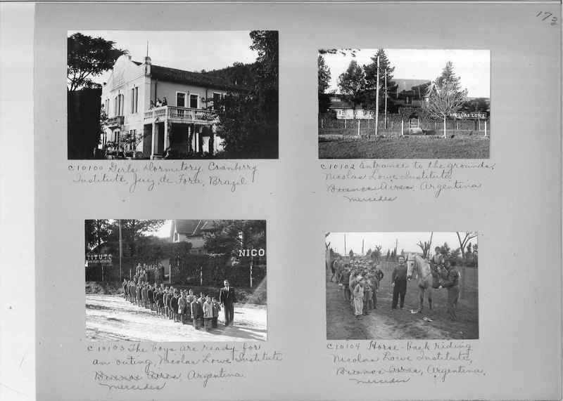 Misson Photograph Album - South America #8 page 0173