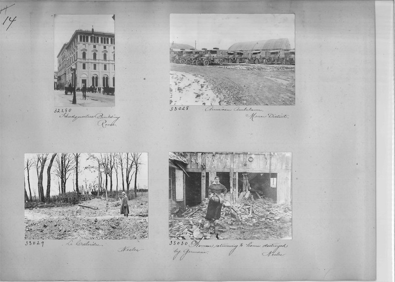 Mission Photograph Album - Europe #02 Page 0014