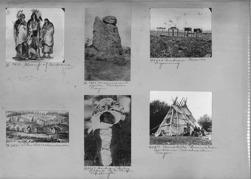 Mission Photograph Albums - Indians #1 page 0018
