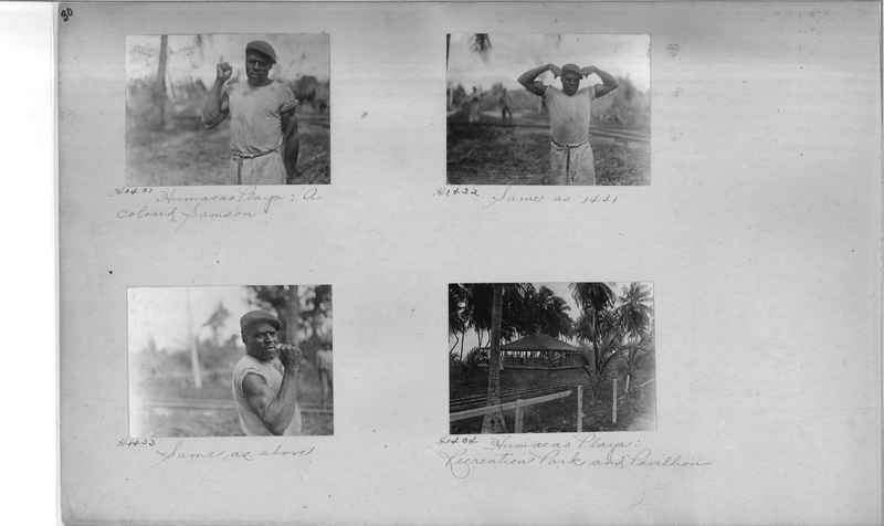 Mission Photograph Album - Puerto Rico #3 page 0030