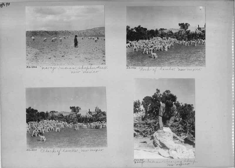 Mission Photograph Album - Indians #2 page_0090