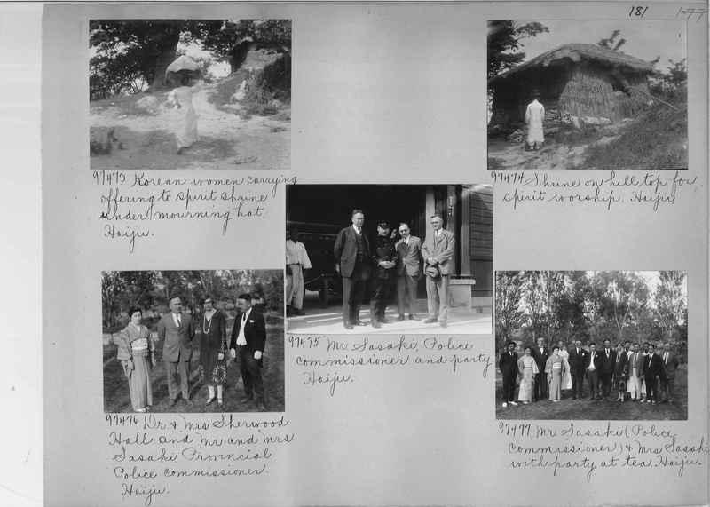Mission Photograph Album - Korea #5 page 0181