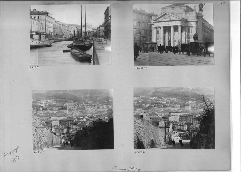 Mission Photograph Album - Europe #04 Page 0053