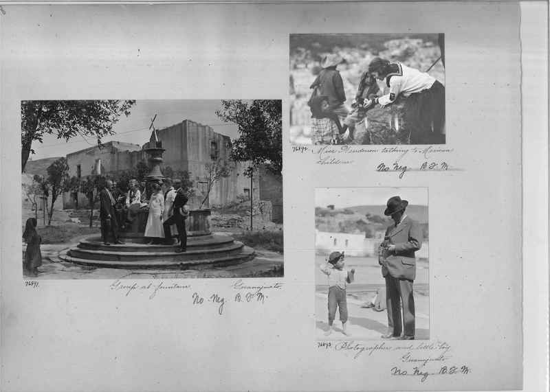 Mission Photograph Album - Mexico #05 page 0058