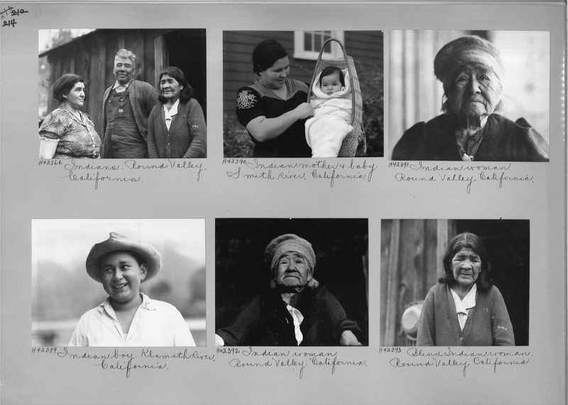 Mission Photograph Album - Indians #2 page_0214