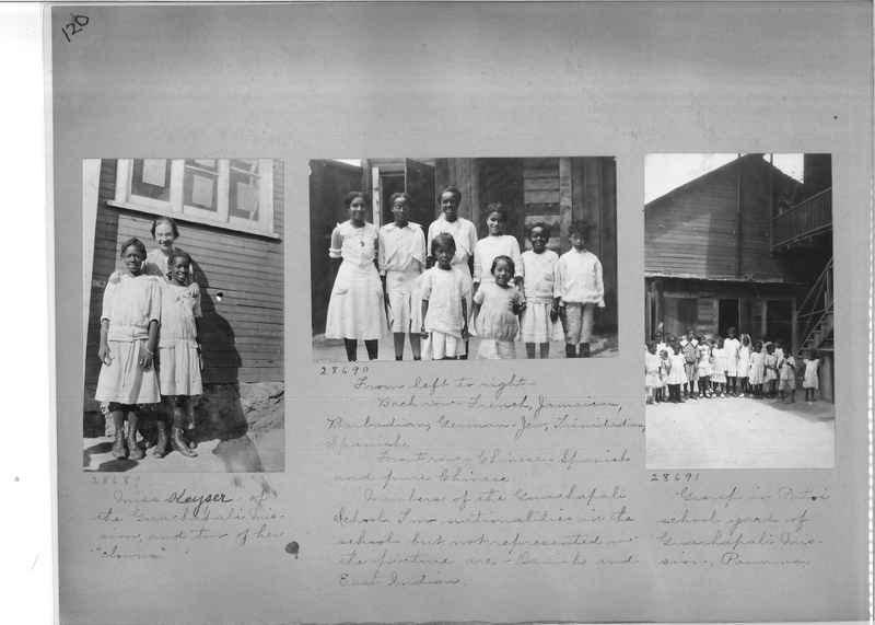 Mission Photograph Album - Panama #02 page 0120