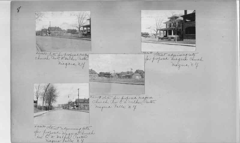 Mission Photograph Album - Cities #11 page 0008