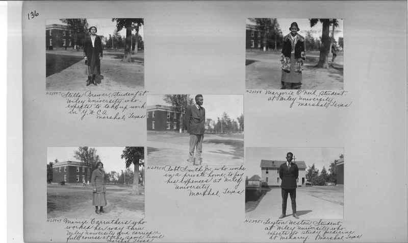 Mission Photograph Album - Negro #3 page 0136