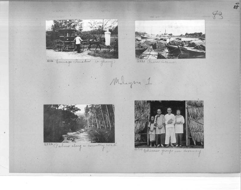 Mission Photograph Album - Malaysia #1 page 0085