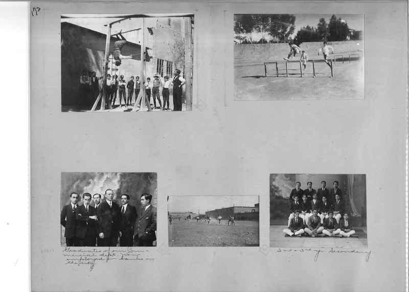Mission Photograph Album - South America O.P. #1 page 0172