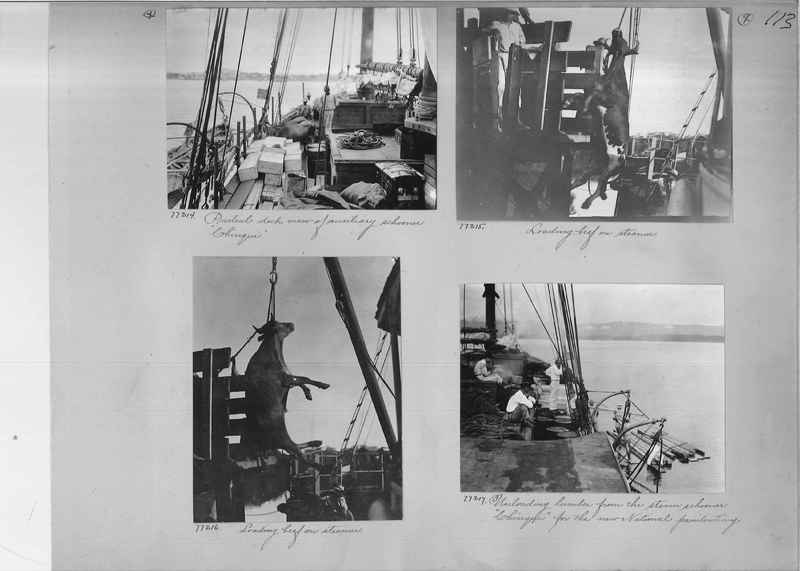 Mission Photograph Album - Panama #03 page 0113