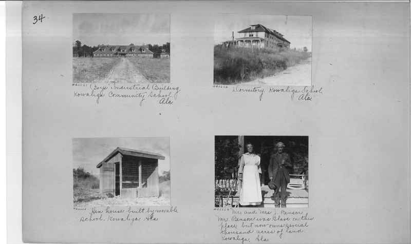 Mission Photograph Album - Negro #4 page 0034