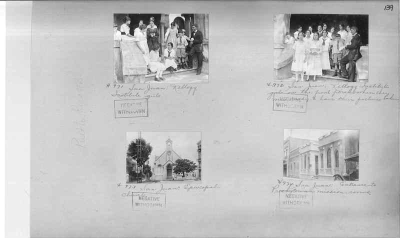 Mission Photograph Album - Puerto Rico #2 page 0139