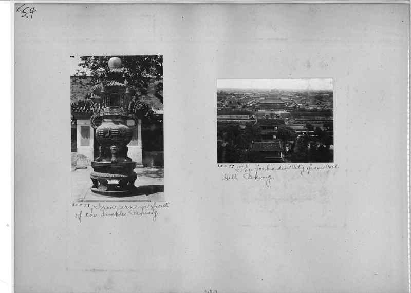 Mission Photograph Album - China #12 page 0054