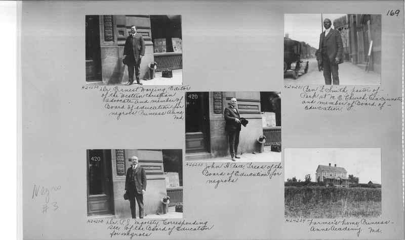 Mission Photograph Album - Negro #3 page 0169
