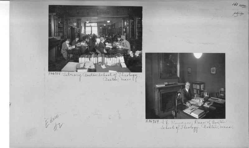 Mission Photograph Album - Education #2 page 0161
