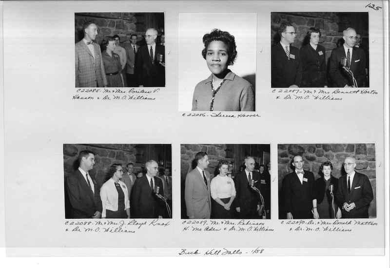 Mission Photograph Album - Portraits #10 Page 0125