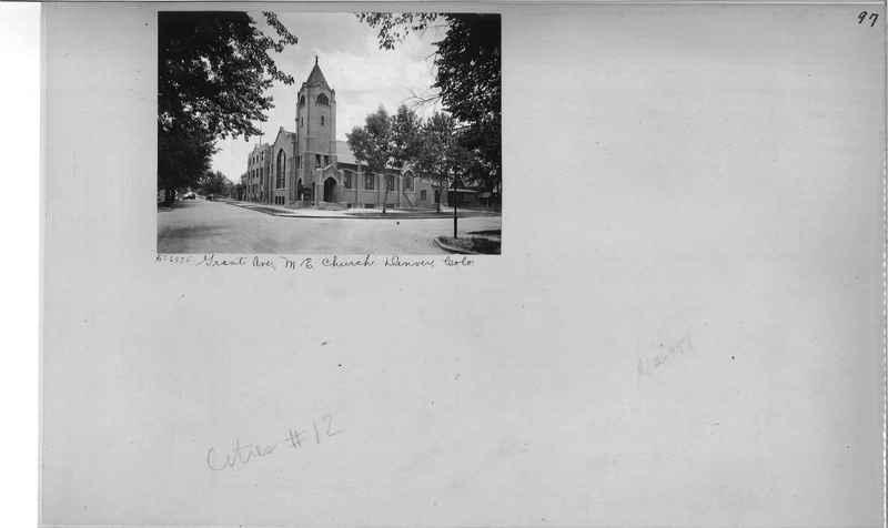 Mission Photograph Album - Cities #12 page 0097