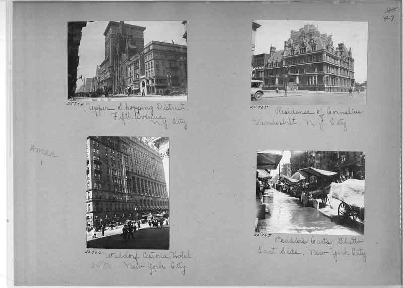Mission Photograph Album - America #1 page 0047