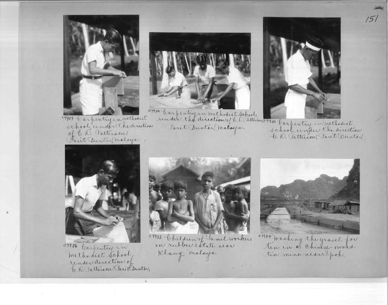 Mission Photograph Album - Malaysia #7 page 0151