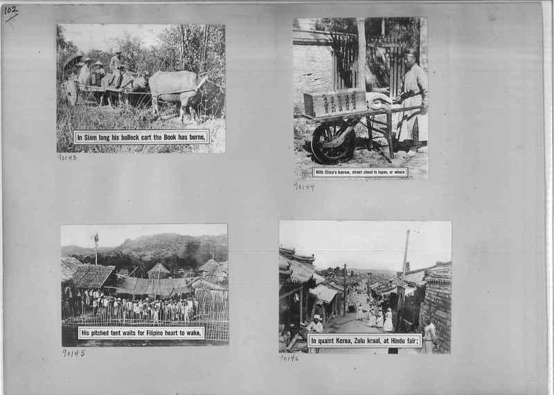 Mission Photograph Album - Miscellaneous #02 Page 0102