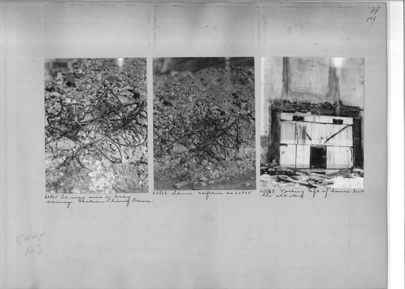 Mission Photograph Album - Europe #03 Page 0101
