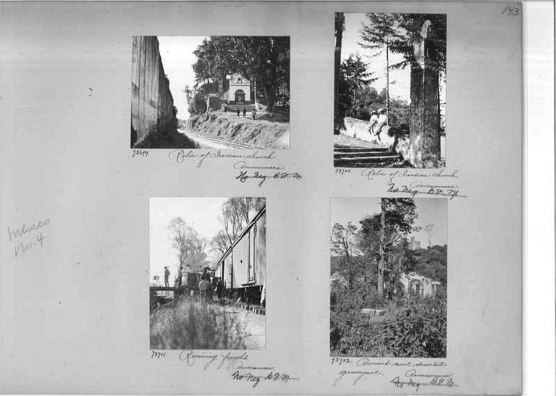 Mission Photograph Album - Mexico #04 page 0143