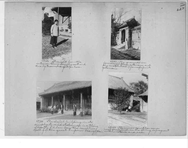 Mission Photograph Album - China #9 page 0227