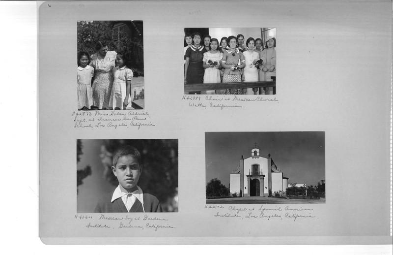 Mission Photograph Album - Latin America #3 page 0006