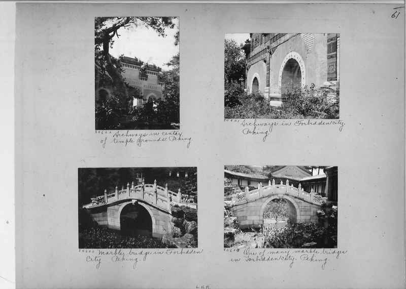 Mission Photograph Album - China #12 page 0061
